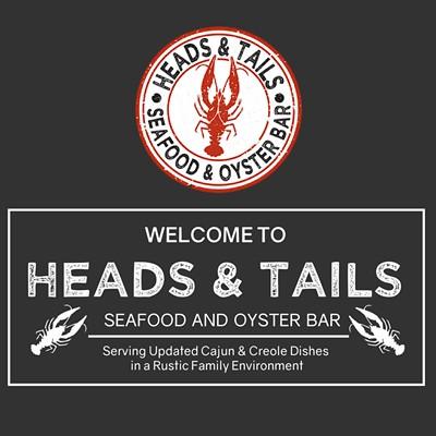 Heads Or Tails Restaurant Menu